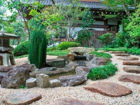 Японский сад камней – тайна загадочных символов природы