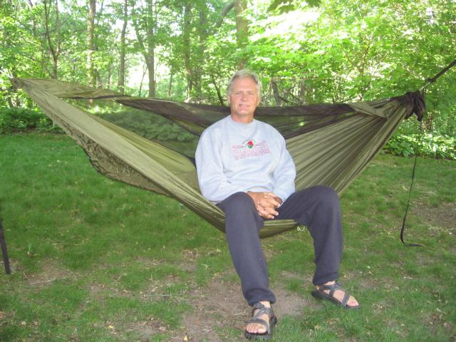 Tips for using a hammock at his dacha