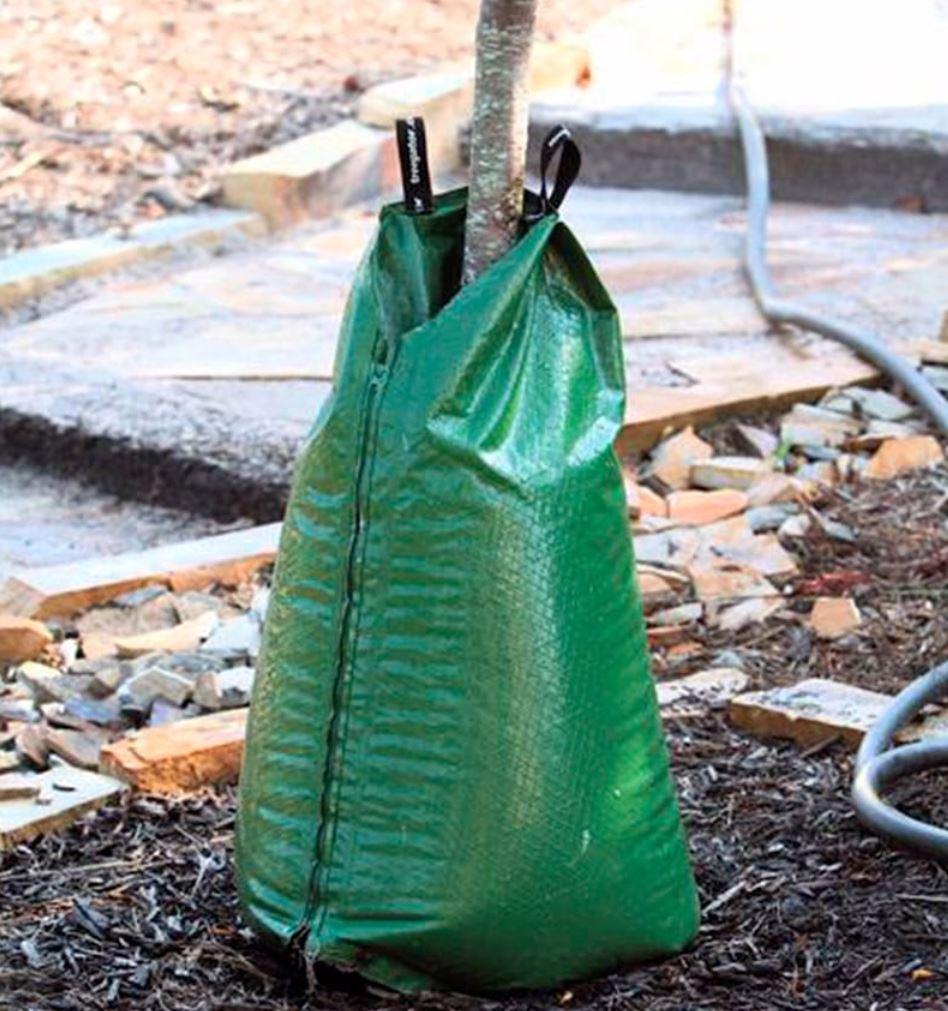 slow water wood bag