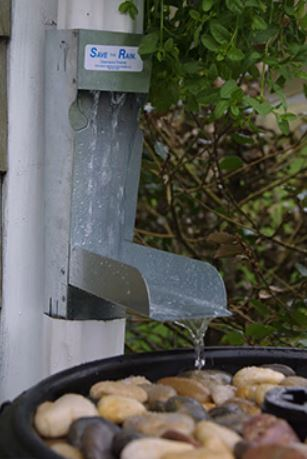 downpipe rain outlet