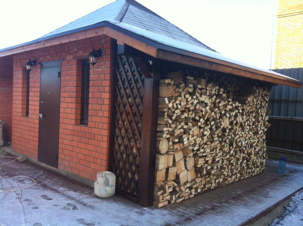 обязательном порядке как сделать дровяник в частном доме квартиру Курганской области