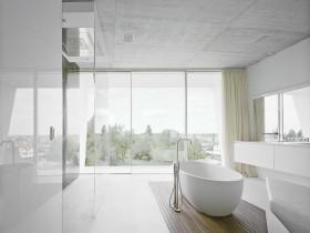 Ванная в стиле конструктивизм