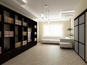 Комната в стиле конструктивизм
