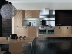 Кухня ў стылі канструктывізм