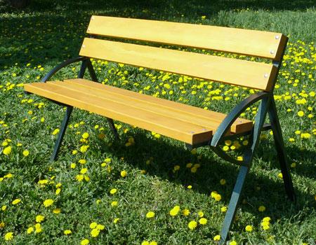 Комбинированные скамейки
