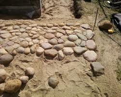 Укладка природного и искусственного камня