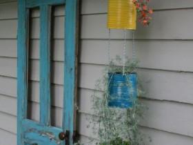 Creative idea of vertical gardening