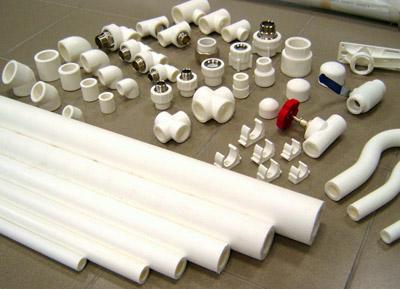 Трубы ПВХ для водоснабжения бассейна