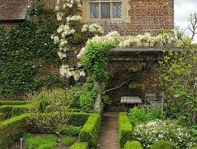 Дизайн английского сада