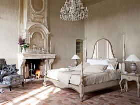 Bedroom dizayn antiqa mavzu