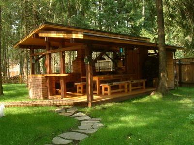 Классификация малых архитектурных форм в ландшафтном дизайне