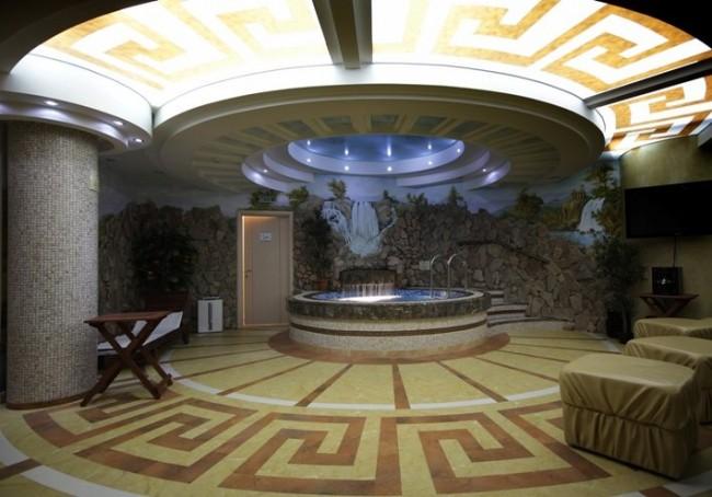 Греческая баня – лаконикум