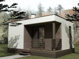 Современный дизайн бани