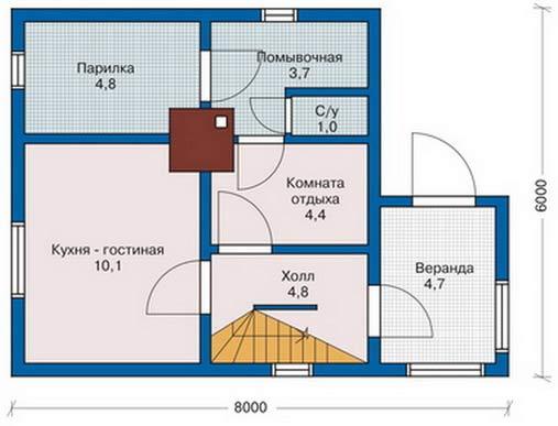 Чем обработать баню  потолки и стены скамейки и полки