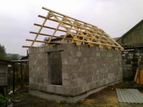Кроквяна система даху