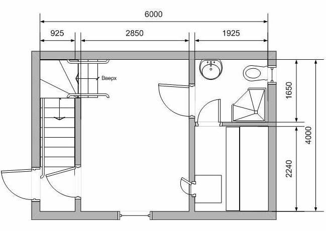 Как построить баню своими руками 6х4 42