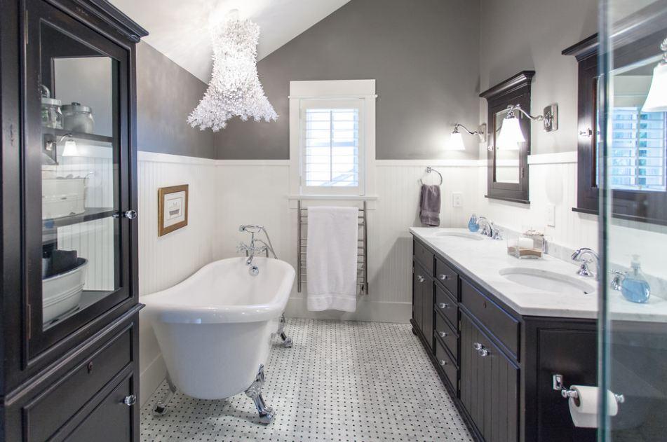 Дизайн для ванных комнат больших с 449