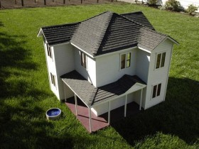 Large kennel for dogs