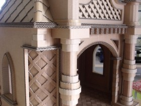 Dog house castle