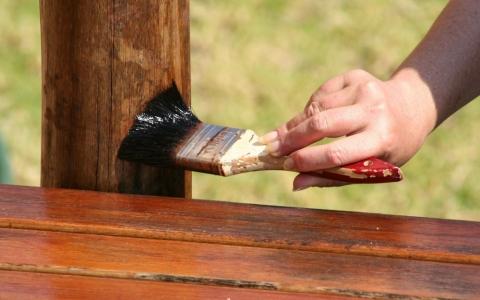 Защищаем древесину от гниения