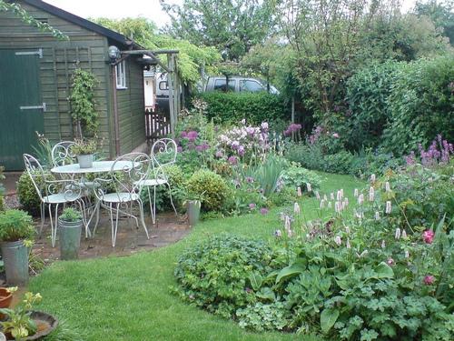 Дизайн садового участка 4 сотки своими руками - Блог Марисруб 90