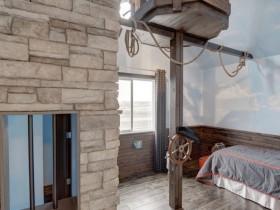 Детская комната в виде палубы