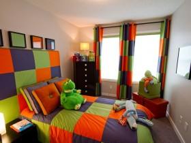 Ярка детская комната