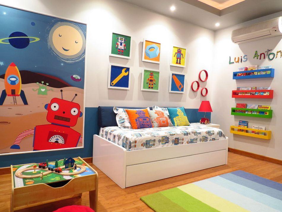 Детская комната идеи для мальчиков