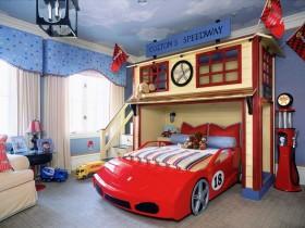 Креативная детская кровать