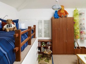 The interior of the room for a child