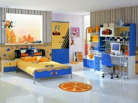 Дитяча кімната любителя Формули 1