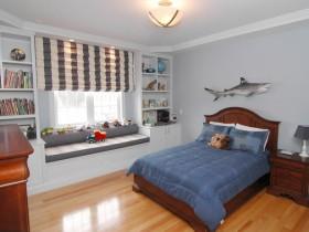 Marine style interior
