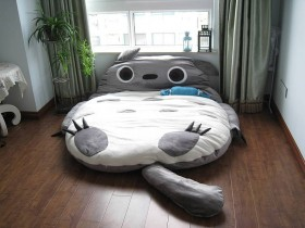 Creative soft bed
