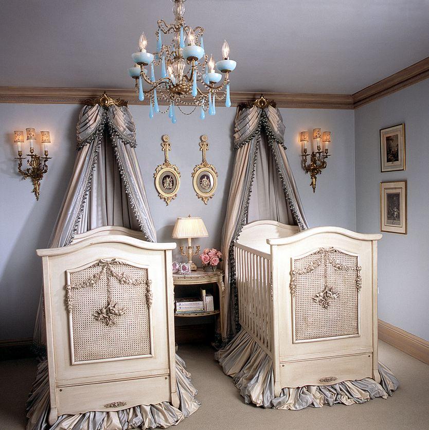 Дизайн комнаты новорожденного с родителями