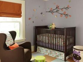 Room design for newborn