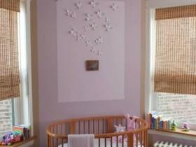 Little nursery for a newborn