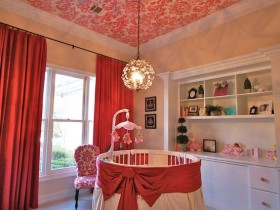 The idea of planning a child's room for a newborn