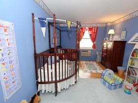 Stylish child's room
