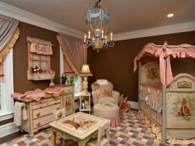 Luxury children's room