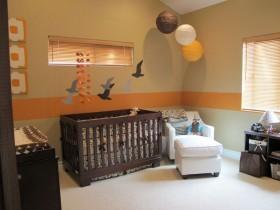 Interior design children's room