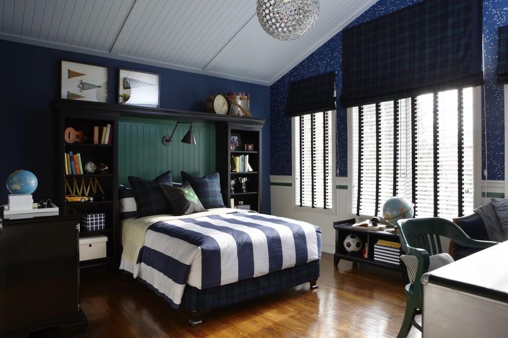 Спальня для юноши фото