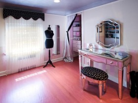 The idea of room design for teenage girl