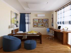 Стильный интерьер детской комнаты для подростка
