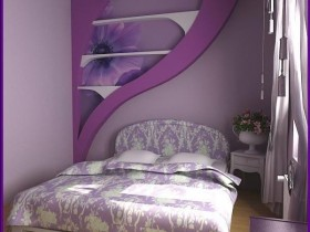 Baby room design for teenage girls