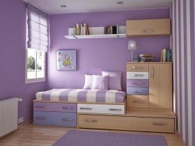 Стильная и функциональная детская комната