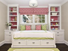 Symmetry in design a child's room