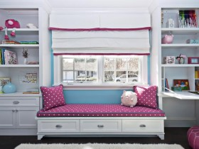Children's room for girl