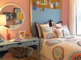 Small children's room for girl