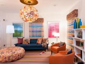 Красивый интерьер детской комнаты для девочки