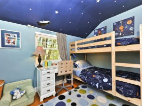 "Children room style ""space"""